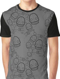 Spaztic Bots 4 Graphic T-Shirt