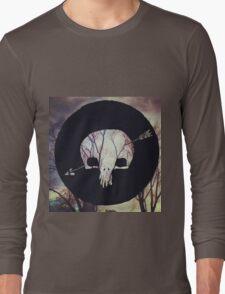 Shakey Graves-Built to roam Long Sleeve T-Shirt