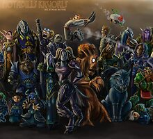 Notabilis Kruoris - WoW Guildies by euology2000