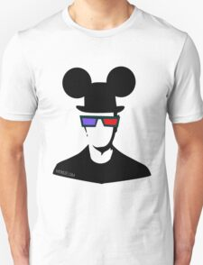 Monsieur Mickey 3D T-Shirt