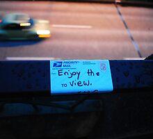 enjoy the view by gracepritchett
