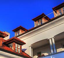 Háztetők (rooftops) by zumi