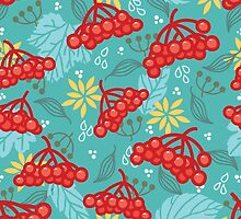 cute viburnum  by BoYusya