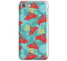 cute viburnum  iPhone Case/Skin