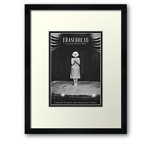 Eraserhead Film Poster Framed Print