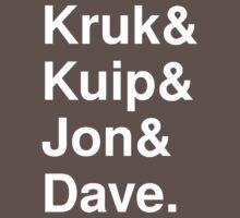 Kruk& Kuip& Jon& Dave. Kids Clothes