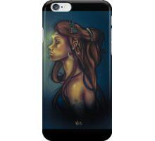 Elf of past iPhone Case/Skin