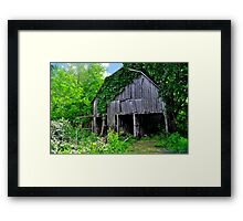 Remember _ Once Upon a Time Framed Print