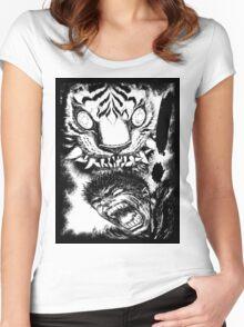 BERSERK Mode! Women's Fitted Scoop T-Shirt