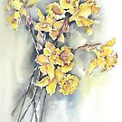 Bunch of Daffodils by Marie Theron