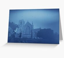 Goulburn Cathedral Greeting Card