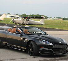 Aston Martin DBS Mansory  Cabriolet  by Daniel  Oyvetsky