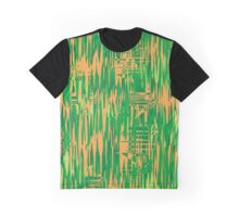 Abstract grunge pattern Graphic T-Shirt