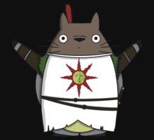 Totoro praise the sun Kids Tee