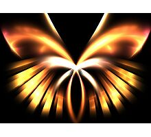 Copper Angel Photographic Print