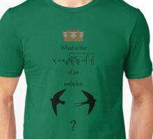 African or European? Unisex T-Shirt