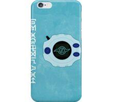 Friendship - Digivice Crest iPhone Case/Skin