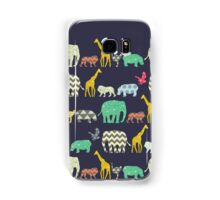 geo zoo Samsung Galaxy Case/Skin