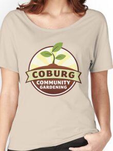 CCG (big) Logo Colour Women's Relaxed Fit T-Shirt