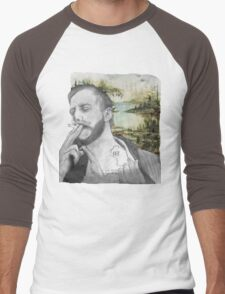 Bon Iver Men's Baseball ¾ T-Shirt