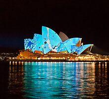 Blue Sails by pauldwade