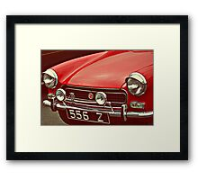 In retrospective...13--- Tipperary Vintage Rally Framed Print
