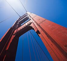 Golden Gate by pauldwade