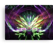 Jungle Lily Canvas Print