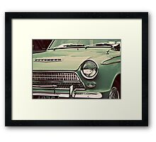 In retrospective...14--- Tipperary Vintage Rally Framed Print
