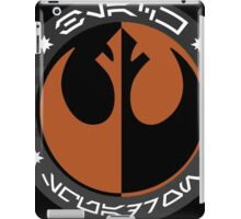 Star Wars Episode VII - Black Squadron (Resistance) - Insignia Series iPad Case/Skin