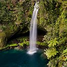 Omanawa Falls by Ken Wright