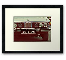 In retrospective...15--- Tipperary Vintage Rally Framed Print