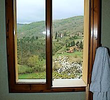Window on Chianti - Toscana by gluca