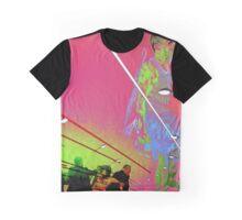 green man riot Graphic T-Shirt