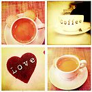 Cambridge Collection: Love Coffee by Sybille Sterk