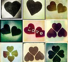 Cambridge Collection: Love Hearts by Sybille Sterk