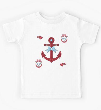 Anchor Cutie Kids Tee