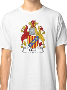Mack Coat of Arms / Mack Family Crest Classic T-Shirt