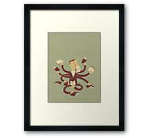 Love to Read Framed Print