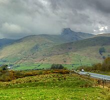 The English Lake District...Northern Approaches by VoluntaryRanger