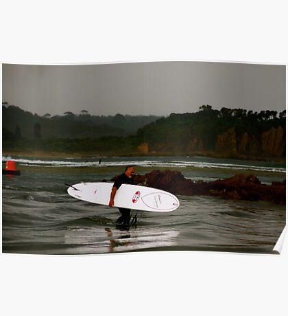 Aussie Surf Culture Poster