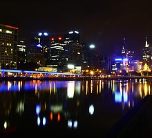 Melbourne City by zdorio