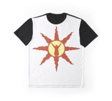 Sun symbol Graphic T-Shirt