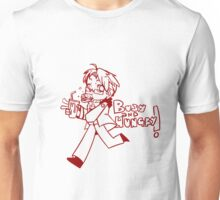 Busy yet hungry! Unisex T-Shirt