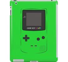 Game Boy Color iPad Case/Skin