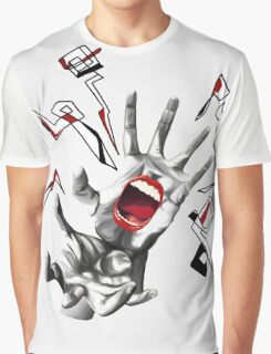 It's Time To Speak! Graphic T-Shirt