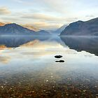 Ennerdale Water, The Lake District by Jamie  Green