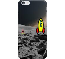Space Childhood iPhone Case/Skin