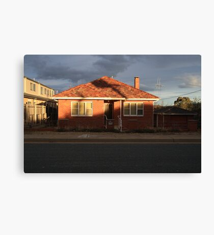 Afternoon superbia Canvas Print