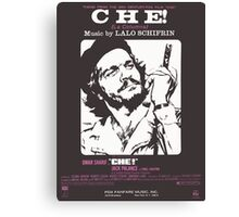 CHE (vintage illustration) Canvas Print